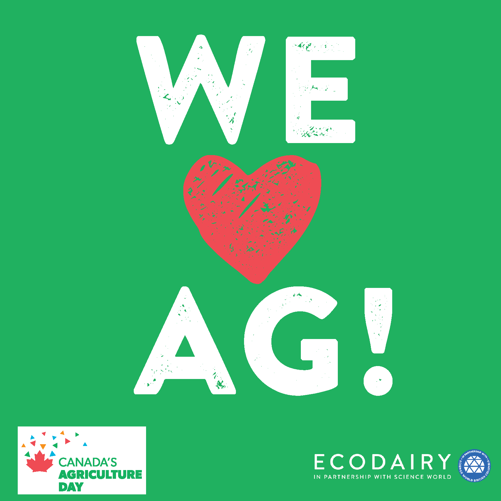Ag Day Square Graphic