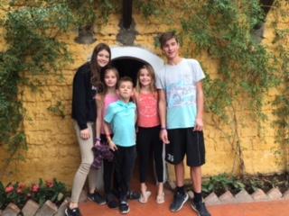 Guatemala 5 kids