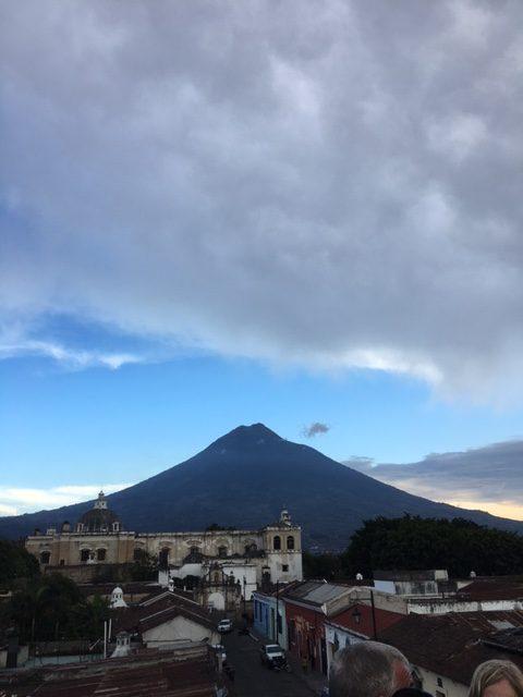 Guatemala Mtn in Antigua
