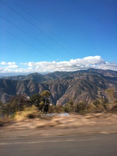 Guatemala drive