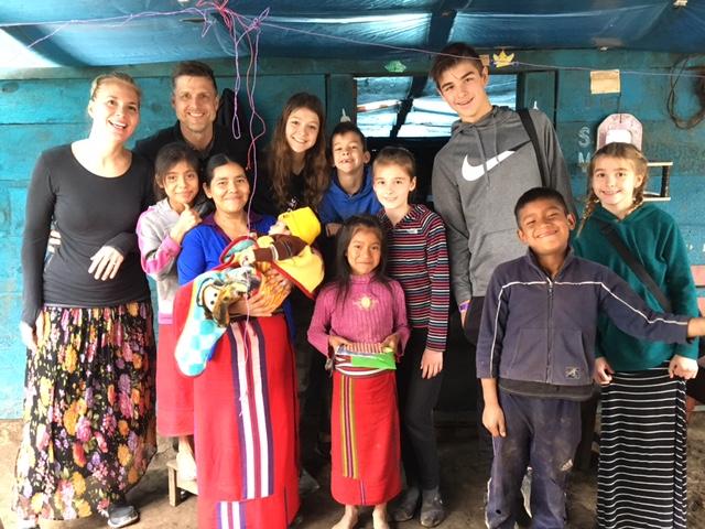 Guatemala us with V family